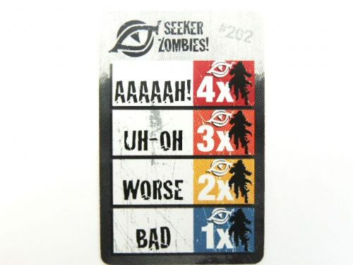 AN: Zombi action card (random)